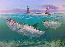Tarpon fish image